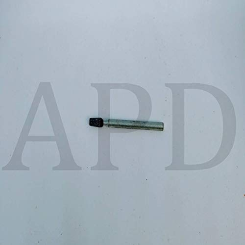 25-Pk Modern Vitrified Mounted Points B96 Blue Gray 1/8 Inch X 1-1/2 Inch Shank 80-R