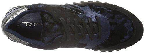 Tamaris Damen 23610 Sportschoen Blau (navy Comb 890)