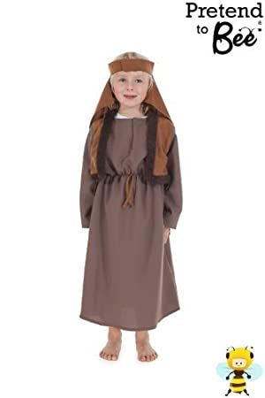 5-7 Years Farmer Costume For Kids By Pretend To Bee