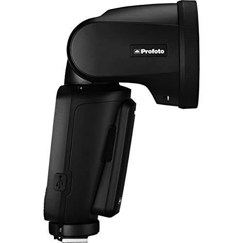 Profoto A1X On/Off-Camera Studio Flash with Built-in AirTTL Remote for Canon with Flashpoint Light Stand 7'