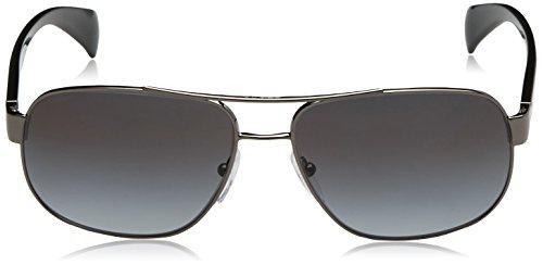 PR Sonnenbrille Polar Marron 52PS Havana Gradient Prada Gray pawqdp