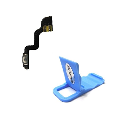 Power Button Flex Cable Replacement for OnePlus One 1+ A0001 + PHONSUN Portable Cellphone Holder