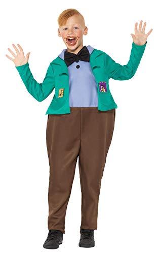 Roald Dahl Deluxe Augustus Gloop Costume -