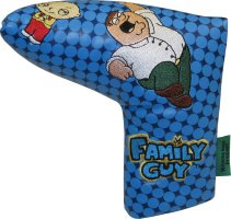 Family Guy Blade Golf Putter Cover