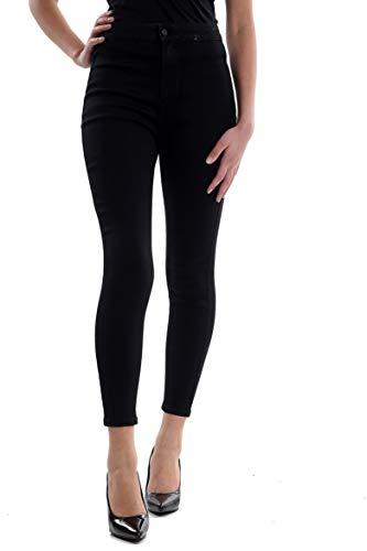Jeans Famous Ex Femme Noir Brand AvxqwdE