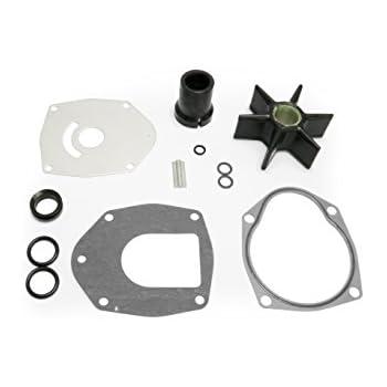 Amazon com: MERCURY Genuine Water Pump Repair Kit - 43026K06