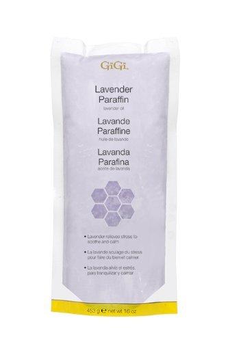Gigi Gigi Paraffin Wax, Lavender, 16 Ounce