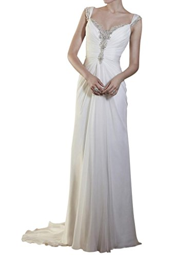 inexpensive beach wedding dresses - 4