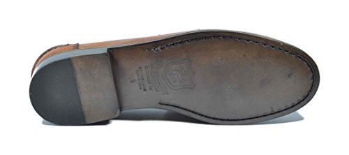 Saxone Of Scotland Loafer Martellato Cuoio