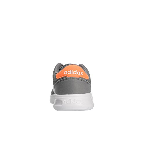 adidas Lite Racer K, Zapatillas de Gimnasia Unisex Niños Gris (Gritre / Ftwbla / Naalre 000)