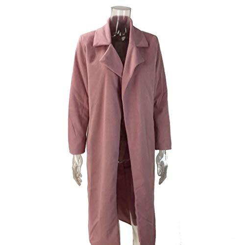79a21f77f776 Liraly Womens Coats,Clearance Sale! 2018 New Fashion Winter Womens Long  Coat Lapel Parka