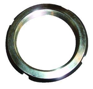 0.240'' Slot x 2.548''OD 1026 Grade Steel Lock Nut