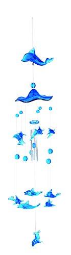 Katerina Prestige Door Chime-Carousel of Dolphins, me0346