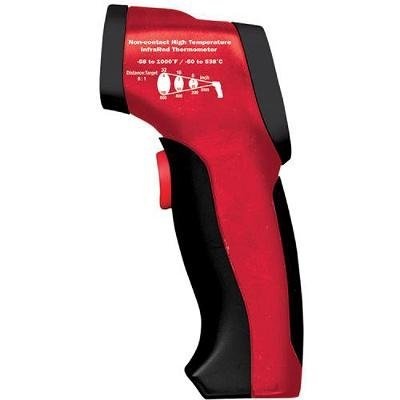 Craftsman 1000 Degree Infrared Thermometer, 34-50466