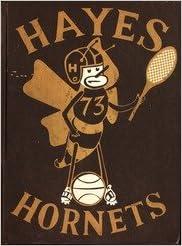 (Custom Reprint) Yearbook: 1973 Hayes Middle School