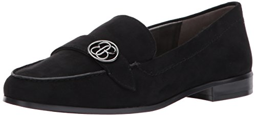 Bandolino Women's Lakita Loafer Flat,black,6 M US
