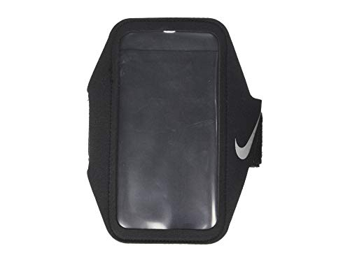 Nike Lean ARM Band Plus OSFM Black/Black/Silver