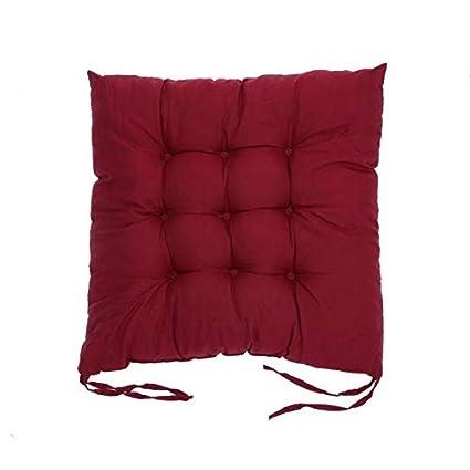 35 * 35 cm Oficina en casa Asiento Cojín Comfort Cotton ...
