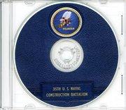 Seabees 35th Battalion World War II Memory Book NCB 35