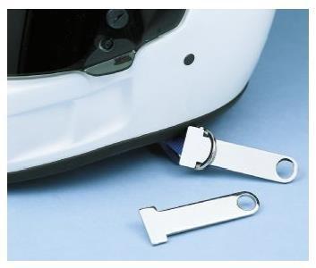 MC Enterprises Helmet Lock Extensions ()