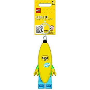 Amazon.com: LEGO 853666 Shark Suit Guy Key Chain: Toys & Games