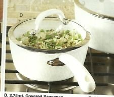 Pampered Chef #3133 2.75-qt. Covered Saucepan