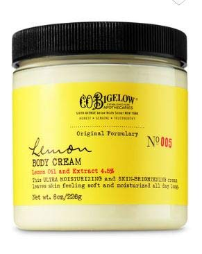 (C.O. Bigelow Lemon Body Cream 8 Oz)