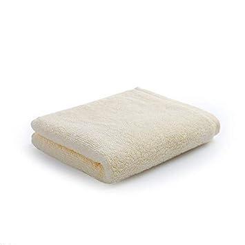 WSAD Antiséptico Toallas algodón Puro Lavar la Cara Adulto Toalla 2 Ropa Cara,Arroz Blanco (Single Pack): Amazon.es: Hogar
