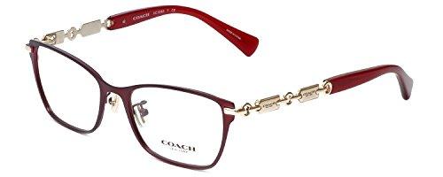 COACH Eyeglasses HC 5065 9215 Burgundy 51MM