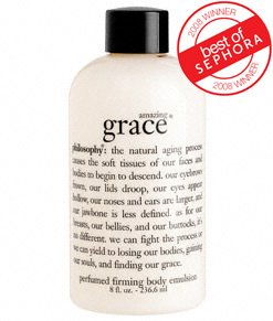 Philosophy | Amazing Grace | Perfumed Firming Body Emulsion | Skin Firming Lotion