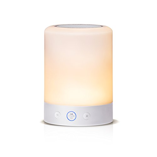 Tomons Bedside Lamp, Night Light with 6 Lightin...