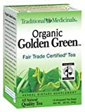 Traditional Medicinals Tea Og1 Grn Tea W/ Lmngrs 16 Bag
