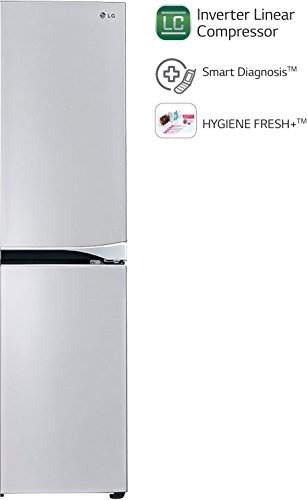 LG 725 L Frost Free Side-by-Side Refrigerator(GR-B24FWSHL, Noble