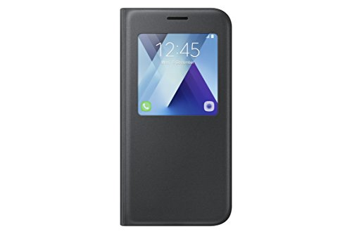 Galaxy A5 A520 2017 S-View Standing Cover Black