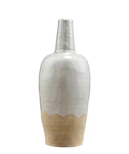 Magnum Vase (World Modern Design PY-1097-25 Magnum Vase,Grey)