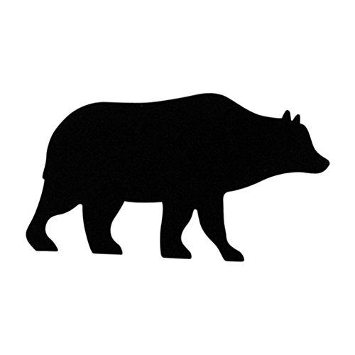 Wrought Iron Bear Napkin Ring