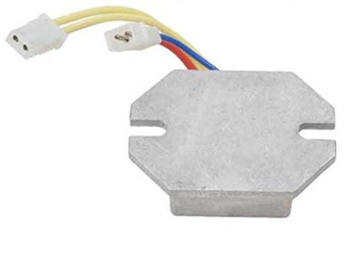 REGULATOR RECTIFIER Fits BRIGGS & STRATTON 16A Dual Output 8-20HP Engines 493219 ()