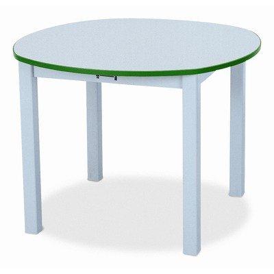 Jonti-Craft レインボーアクセント 多目的ラウンドテーブル, 18