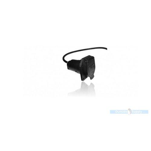 Go Power! 7 Pin Trailer Plug Accessory for the Portable Solar Kits