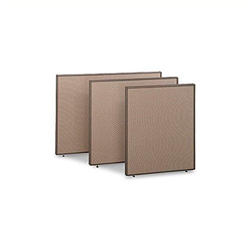 Bush Business Furniture ProPanels - 42H x 60W Panel in Harvest Tan (Slate Furniture Bush Kit Office)
