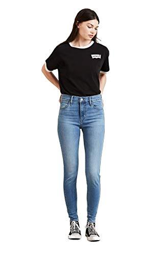 Levi's High Donna Jeans Rise jeans Blue Fit Slim r8WrxqgwTX