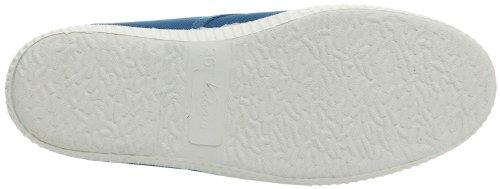 Inglesa Zapatillas Tela Azul Indigo Victoria Lona de 6613 Unisex SqZFUZ