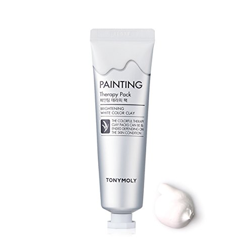 [TONYMOLY] Painting Therapy Pack Brightening - White Color Clay
