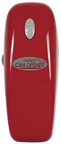 (Handy Can Opener : Automatic One Touch Electric Can Opener)