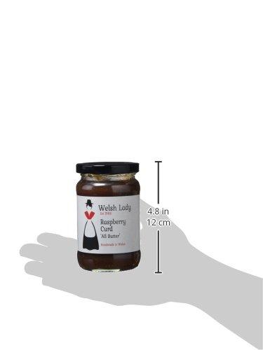 Welsh Lady Curd de Frambuesas - 311 gr: Amazon.es: Alimentación y bebidas