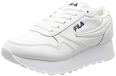 Zapatillas Fila Orbit Zeppa L Wmn blanco/blanco talla: 38