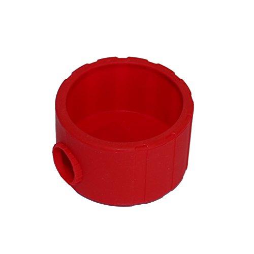 Rubber Gauge Protector - XZT RED Boot Gauge Protector for XZT Brand 3.15