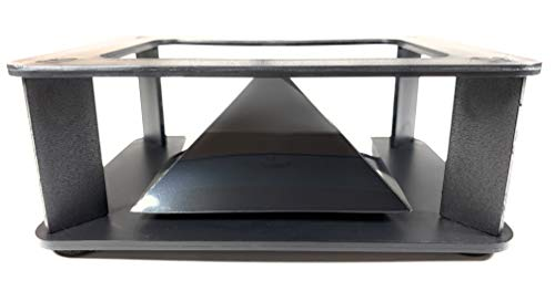 1TrendSetter 3D Hologram Projector Pyramid | Universal Holographic Smartphone Screen