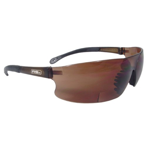 Radians RSB-420 Rad-Sequel RSx Lightweight Bi-Focal Glasses with Coffee Polycarbonate - Radians Sunglasses