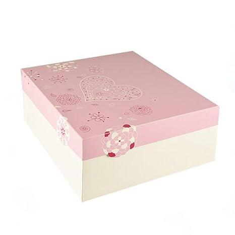 papstar scatole  15 le torte SCATOLE, con coperchio, in cartone rettangolare 30 cm x ...